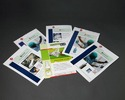 Colored Leaflets Printing Services
