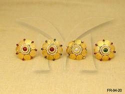 Laxmi Coin Finger Ring