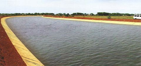 SPVBR Left Canal, Telugu Ganga Construction Projects in Hyderabad
