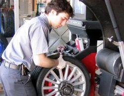 Wheel Balancing Car Repair Services