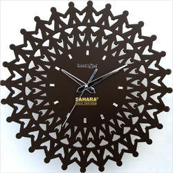 Corporate Wooden Wall Clocks