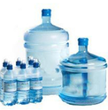 Packaged Water Bottles In Room