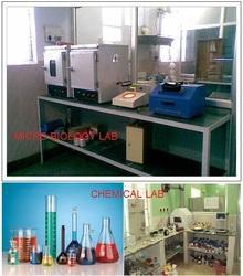 Water Plant Lab Equipments