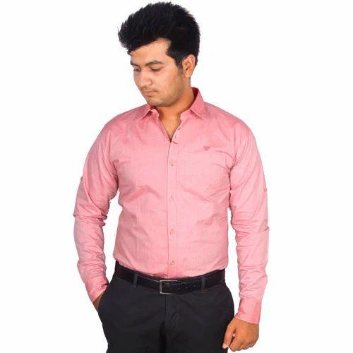 Long Sleeve Semi- Formal Shirt For Men - Bansal Traders 781524981e07