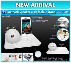 Bluetooth With Mobile Stand