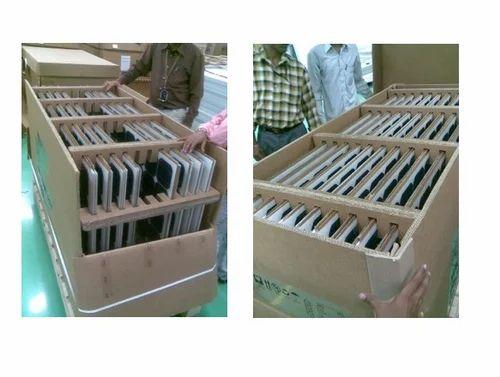 Pallet Box For Solar Panel Manufacturer From Navi Mumbai