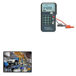 Process Calibrator for Automobile Industry
