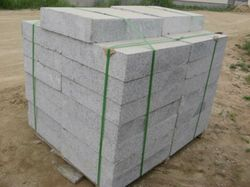 Grey Cubbes Granite Stone
