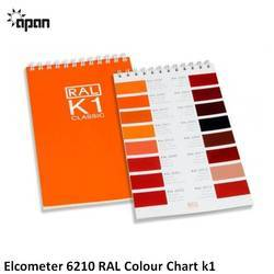 RAL Colour Chart k1
