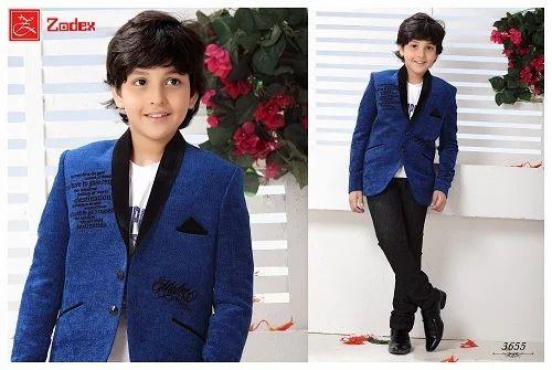 ec4c29932 Designer Boys Blazer Suit, Boys Blazer | Dadar West, Mumbai | Zodex ...