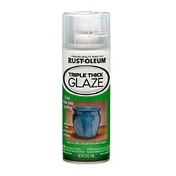 Rust Oleum Specialty Triple Thick Glaze Spray Paint