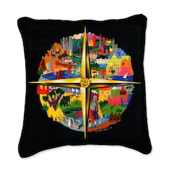 Digital Print Cushion