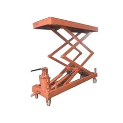 Hydraulic Scissor Lifting Table