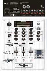 Dj Mixer Mx 300