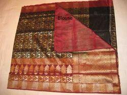 Handloom Silk Zari Designer Saree