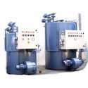 Oil and Gas Vertical Three Pass Thermic Fluid Heater