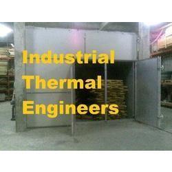 Wood Heat Treatment - Heat Treatment Wooden Pallet Plant ...