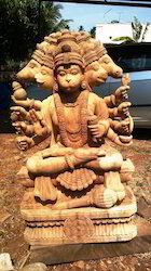 Panchamuka Anjaneyar 4 Feet. PA 11