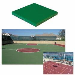 PU Basketball Court Installation Services