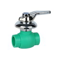Plastic PPR Long Ball Valve