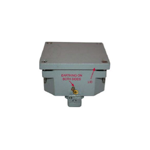 Terminal Box Aluminum - Electromac-IP65 Junction Boxes