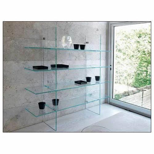 Modern Glass Shelves
