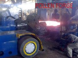 Manipulator Solid Rubber Tyre