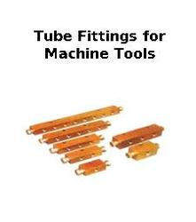 Tube Fittings for Machine Tools