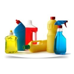 Powder White Cleaning Products, Size: Standard, Packaging Type: Bottle
