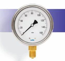 Diaphragm Gauges (Compact Capsule Pressure Gauge)