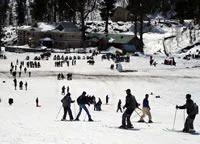 Skiing Service