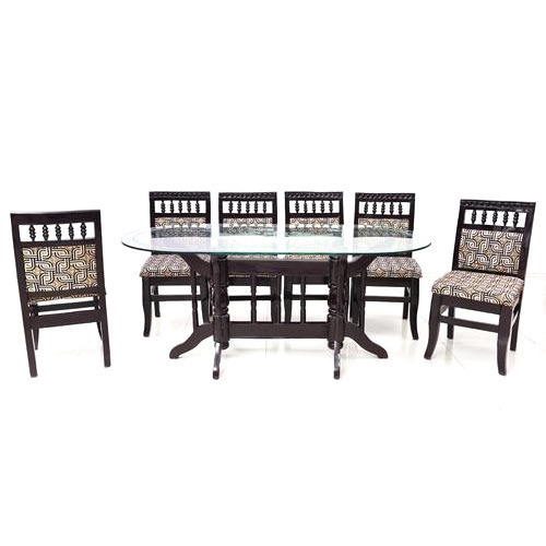 Modular dining table and chairs home decorations idea