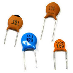 Ceramic Capacitors - Suppliers, Manufacturers & Traders in India