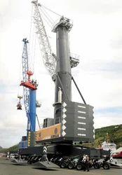 Liebherr Mobile Harbour Crane Repairing Service