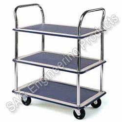 3 Tray Trolley