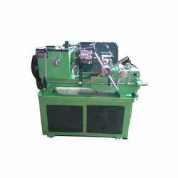 Cycle Fork Threading Machine