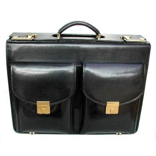 00e266ef4d Justanned Leather Messenger Bag at Rs 4500  piece
