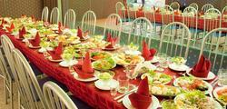 Corporate Office Catering Service