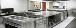 Industrial Canteen Kitchen Equipments