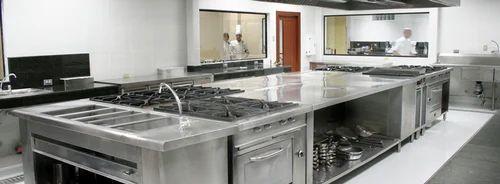 Industrial Canteen Kitchen Equipments