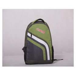 Green College Bag