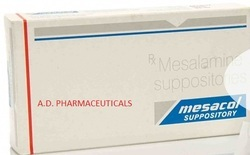 Mesacol Suppository (Mesalamin 500 mg Suppository)