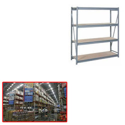 Steel Rack and Box