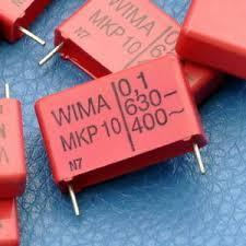 MKP Box Capacitors