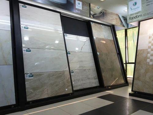 Tile Display Stands Vertical Tile Display Stand