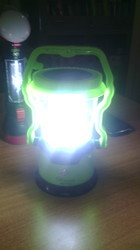 3 In 1 Lantern Mobile Charger