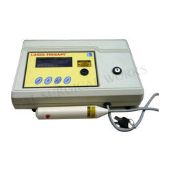 Laser Therapy Model- C