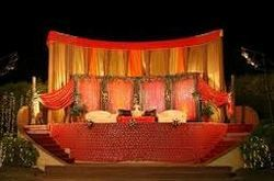 Decoration for Wedding Stage