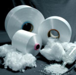 polyester manufacturing Polyester fibers, the synthetic fibers, are long chain polymers derived from coal, air, water, and petroleum they are formed through chemical reaction between an.