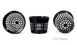 Plastic Unbreakable 6 Inches Net Pot